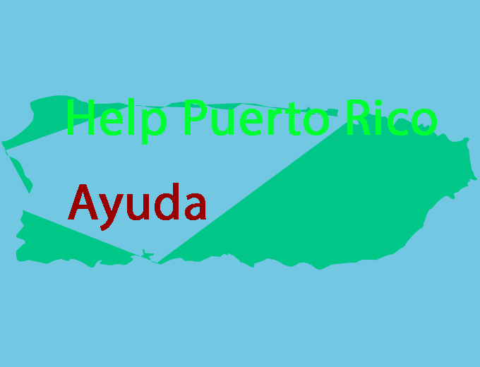 map of PR help